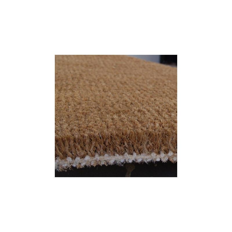 tapis brosse coco sur mesure
