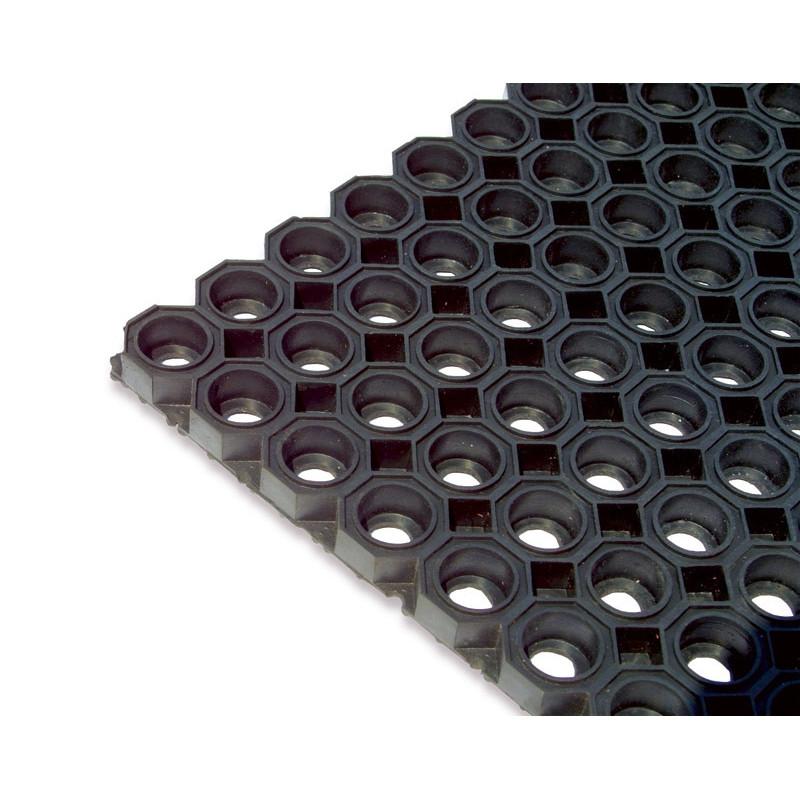 Tapis caillebotis caoutchouc exterieur tapis caillebotis caoutchouc naturel toflex noir petits - Tapis caillebotis caoutchouc exterieur ...
