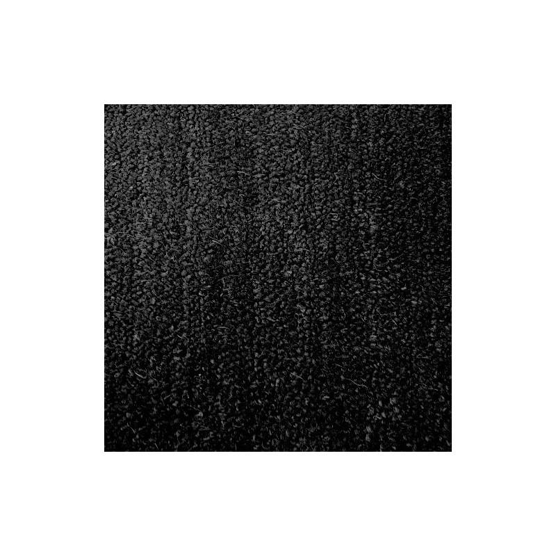 paillasson coco, de couleur noire, anthracite