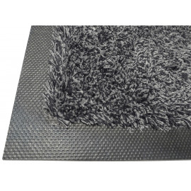 Tapis coton DELUXE GRIS...