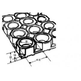 tapis caouchouc caillebotis sur mesure tapis d 39 entr e alu tapis publicitaire. Black Bedroom Furniture Sets. Home Design Ideas