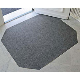 Tapis sur mesure traffic intense