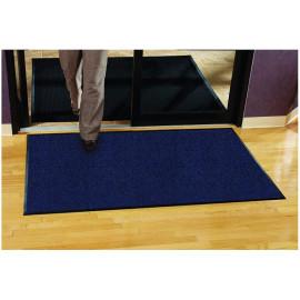 grand tapis d'entrée bleu, pour les professionnels