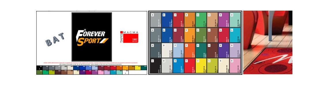 Tapis Logo Personnalisé pour entreprise, trafic haute densité